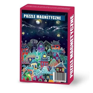 Maka Kids, Puzzle Magnetyczne Baśniowa Noc