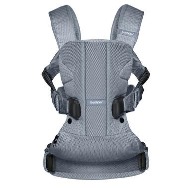 BABYBJORN, One Air nosidełko ergonomiczne niebieskie