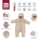 Red Castle, Kombinezon zimowy Combi T-ZIP 6-12m Heather Beige