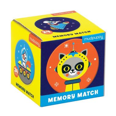 Mudpuppy, Gra Mini Memory Kosmos