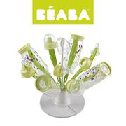 Beaba Składana suszarka do butelek i smoczków Kwiat neon KOLEKCJA 2017