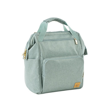 Lassig,  Plecak Glam z akcesoriami Goldie Backpack Mint