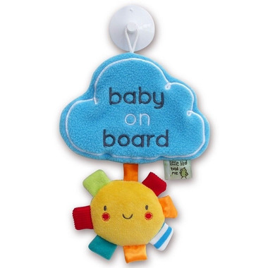 Little Bird Told Me, Zawieszka Baby on Board