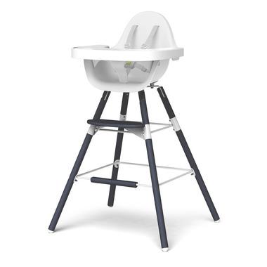 Childhome, Krzesło do karmienia Evolu 2 - 3w1 navy blue