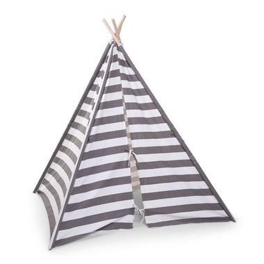 Childhome, Drewniany namiot TIPI Paski