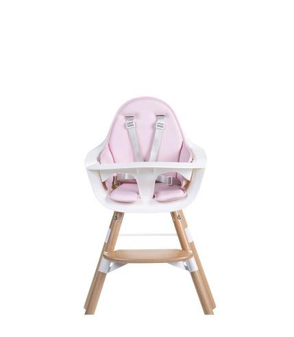 Childhome, Ochraniacz-poduszka do krzesła Evolu neopren różowy
