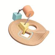 Plan Toys, Pastelowy pierwszy sorter