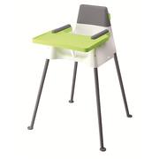 Beaba, krzesełko do karmienia szare