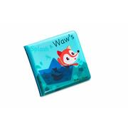 Lilliputiens, Lisica Alice Splash - Magiczna książeczka do kąpieli