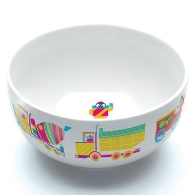 Djeco, miseczka porcelanowa koparka