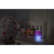 LiteCup, Świecący kubeczek niekapek z uchwytem niebieski