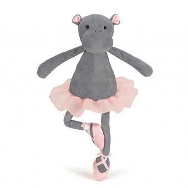 Jellycat, Hipopotam tańczący mniejszy 23cm
