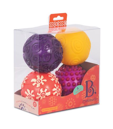 Oddballs – piłki sensoryczne