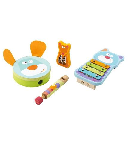 Sevi, Instrumenty muzyczne dla dziecka mały zespół