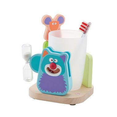 Sevi, Zestaw do mycia zębów Uśmiechnięty Kotek