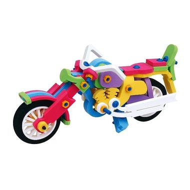 Sevi, Kolorowy motocykl Soft 38 el.