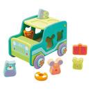 Sevi, Zielony Jeep Sorter dla dzieci