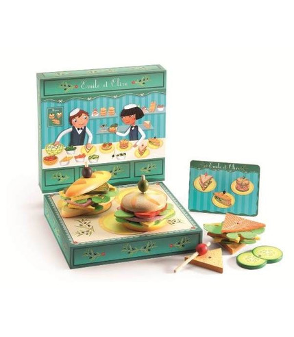 SandwichBar - zestaw do robienia kanapek