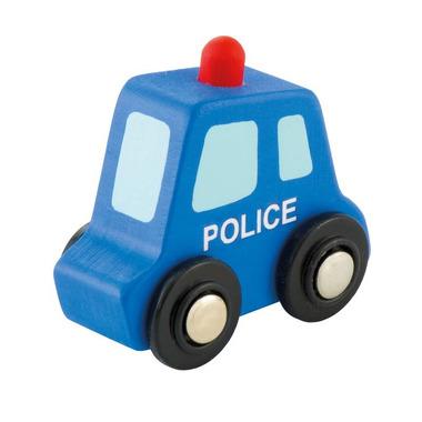 Sevi, Niebieska policja