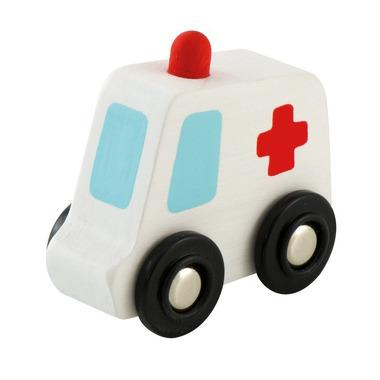 Sevi, Biały ambulans