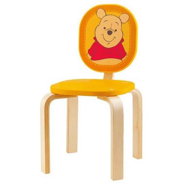 Sevi, Drewniane krzesełko, Kubuś Puchatek