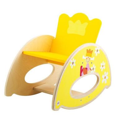 Sevi, Krzesło bujane, Mój książę