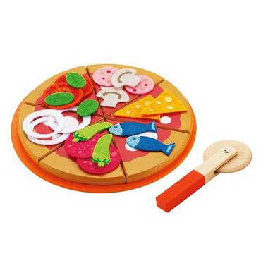 Sevi, Zestaw do pizzy, 8 el. + 22 składniki