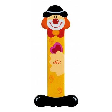 Sevi, Drewniana literka I, Clown