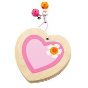 Sevi, Drewniane lusterko serce