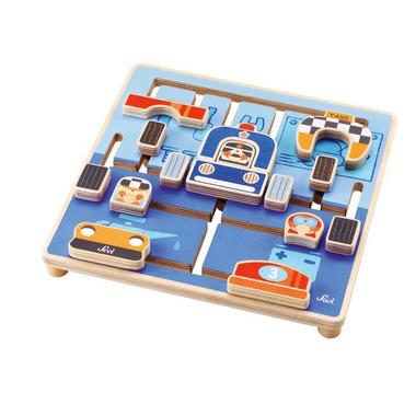 Sevi, Puzzle z labiryntem, mechanik, 3 kombinacje