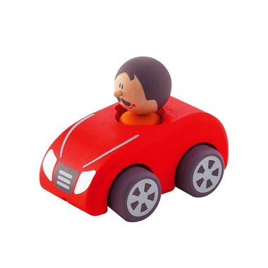 Sevi, Drewniany samochód z kierowcą