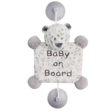 Nattou, Zawieszka z przyssawkami Baby on Board Lampart Lea