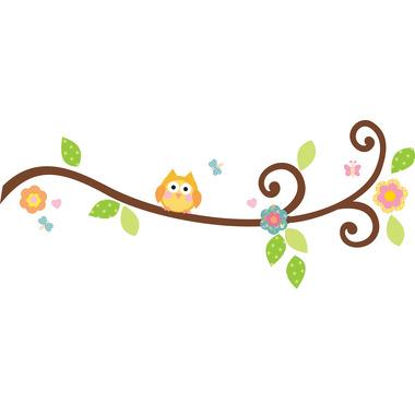 RoomMates, naklejki wielokrotnego użytku - Kwitnąca gałązka