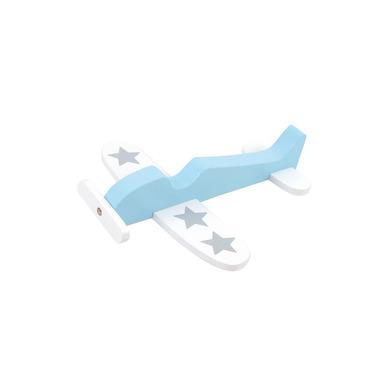 JaBaDaBaDo, Drewniany samolot niebieski