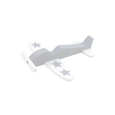 JaBaDaBaDo, Drewniany samolot szary