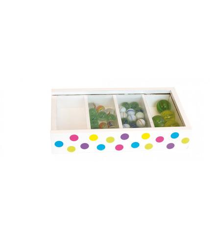 JaBaDaBaDo, Magiczne pudełko ze szklanymi kulkami