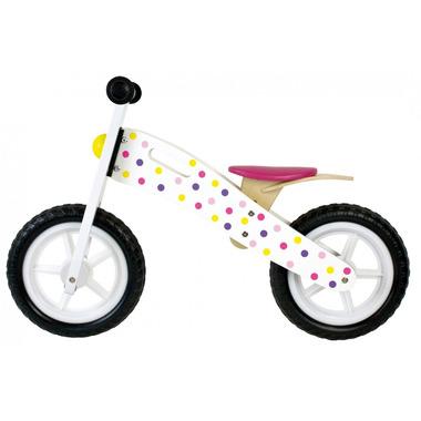 JaBaDaBaDo, Rowerek biegowy w kropki różowy