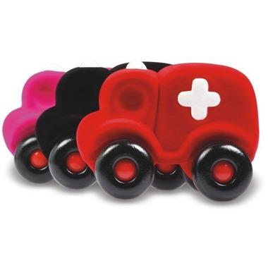 Rubbabu, Ambulans Hopkins duży, czerwony