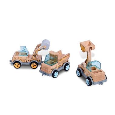 Buiten Speel, Pojazd konstrukcyjny - Walec