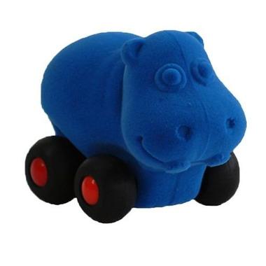 Rubbabu, Hippo - pojazd, kolor niebieski