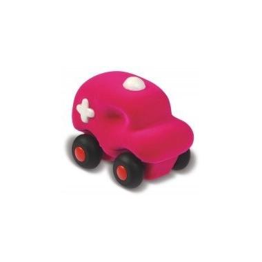 Rubbabu, Hopkins Ambulans,kolor różowy - mikro