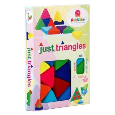 Rubbabu, Klocki trójkąty
