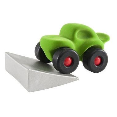 Rubbabu, Monster car z podjazdem zielony