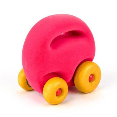 Rubbabu, Oryginalny samochód Mascot duży, różowy