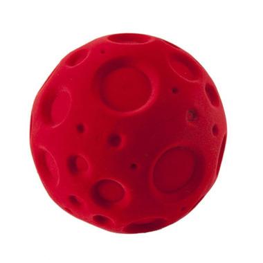 Rubbabu, Piłka kratery, kolor czerwony