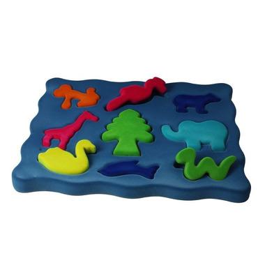 Rubbabu, Sorter 3D kształty zwierząt