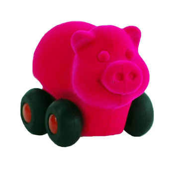 Rubbabu, Świnka-pojazd