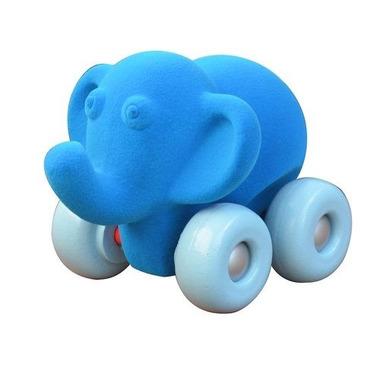 Rubbabu, Słonik - pojazd, kolor niebieski