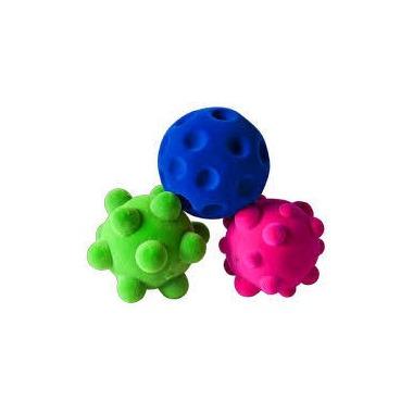 Rubbabu, Trzy antystresowe piłki