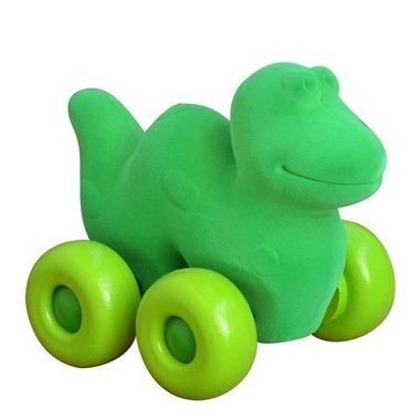 Rubbabu, Wąż - pojazd, kolor zielony